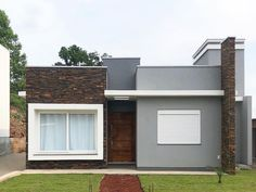 Model House Plan, My House Plans, Small House Plans, Home Building Design, Home Room Design, Building A House, Bungalow Haus Design, Modern Bungalow House, House Floor Design