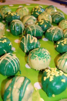 Get Creative!: Cake Balls