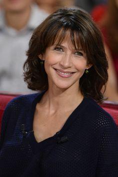 Sophie Marceau le17 septembre 2014 à Paris