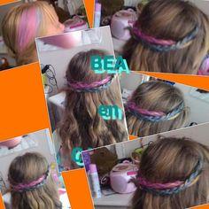 Hair chalk Fasion