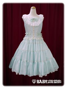 Baby, the Stars Shine Bright's Coppelia Waltz of Time JSK in Green
