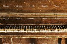 Grunge Piano stock photo 1934706 - iStock