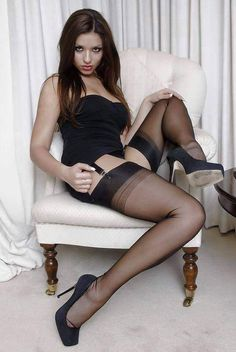 Nylons and suspenders