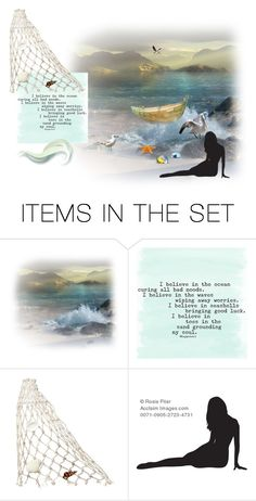 """The Ocean"" by browncoat4ever ❤ liked on Polyvore featuring art"