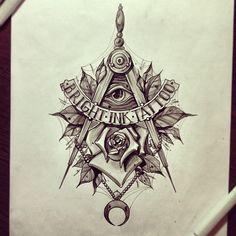 tattoos tumblr men desenhos - Pesquisa Google