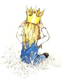 "Helen Oxenbury «Alice Through the Looking Glass» | ""Картинки и разговоры"""