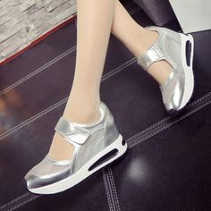 Shop fashion sneakers shoes at Chiko Shoes. Fashion sneakers are enjoying a huge moment after being endorsed by Karl Lagerfeld on 2014 haute couture show. Pretty Shoes, Beautiful Shoes, Cute Shoes, Sneakers Fashion, Fashion Shoes, Shoes Sneakers, Cheap Womens Shoes, Chunky Sneakers, Chanel Shoes