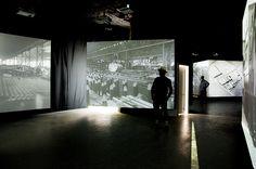 Venice Biennale 2014 - Romanian Pavilion, Site under Construction