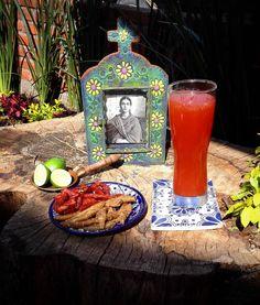 """8 Me gusta, 1 comentarios - @edgardo_angeles en Instagram: """"Puente con sabor a #Michoacán :-) #charales #pátzcuaro #fridakahlo #elalmademéxico"""""""