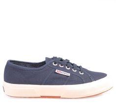 17ee57adc83 SUPERGA Classic Unisex Navy Low-cut Sneakers (2750.COTU CLASSIC). Μπλε