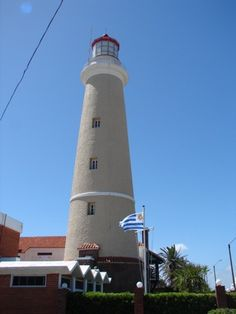 Punta del Este lighthouse, URUGUAY