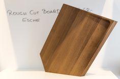 Very funtional cutting board. Heat Treating, Rough Cut, Vienna, Ash, Cutting Board, Cool Designs, Boards, Cool Stuff, Home Decor Accessories