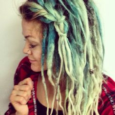 Girls with dreads... Sea sirens and loc hair monsters