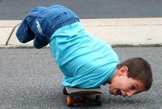 Being Disabled Doesn't Stop Nick Santonastasso from Skateboarding