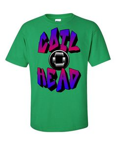 Show the world your love for coils with the Coil Head tshirt with a graphic…