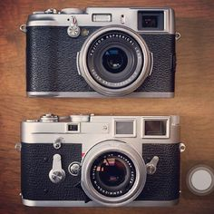 Fuji x100 vs Leica