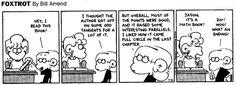 It goes full circle! OMG I have to buy some foxtrot! Math Jokes, Math Humor, Math Class, Math Teacher, Maths, Math Comics, Ell Students, Love Math, Ice Breakers