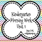 This is perfect to use during the FIRST nine weeks as homework, morning work, or assessments. Each day, the students will read a sight word, trace ...