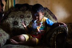 'Marlboro Boys': Startling Portraits of Young Children Addicted to Cigarettes - Feature Shoot