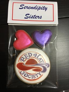 @red hat society @redhatsociety @cookies