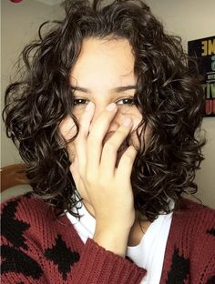 Haircuts For Curly Hair, Curly Hair Cuts, Short Curly Hair, Lob Hairstyle, Curly Bob Hairstyles, Curly Hair Styles, Hair Game, Layered Hair, Hair Lengths