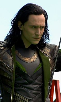 Loki - The Dark World