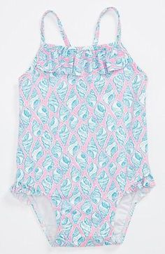Lily Pulitzer One Piece Swimsuit