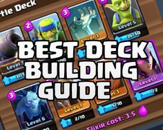 A well-balanced deck is the real key to success in Clash Royale. It does not matter, how many rare or epic cards you have. It's all about designing the deck! A huge number of people are asking about deck building guide. That's why I decided to put up Clash Royale deck building strategy guide. The …