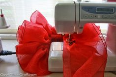 How to Sew a Full Tutu Skirt Tutorial - Cook Clean Craft