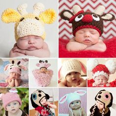 Baby infant #newborn unisex knit hat cap #costume #photography prop crochet outfi,  View more on the LINK: 	http://www.zeppy.io/product/gb/2/151694647410/