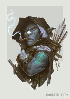 """Rat King"" the deep gnome rogue : DnD Dungeons And Dragons Characters, D&d Dungeons And Dragons, Dnd Characters, Fantasy Characters, Fantasy Character Design, Character Design Inspiration, Character Concept, Character Art, Character Ideas"