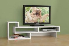 TV-meubel Tetra - Wit