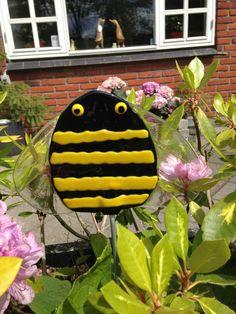 Garden bug bee