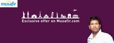 Rs.750 Discount on Domestic Flight Booking at ‪#‎Musafir‬  http://www.couponsnip.in/musafir-coupons-discount-codes-offers/