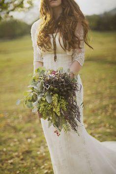 2015 Wedding Trends | Wild Flowers