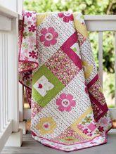 Little Girl's Garden Digital Pattern from ShopFonsandPorter.com