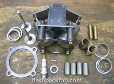 Combustion chamber parts. Combustion Chamber, Mockup, Miniatures, Model