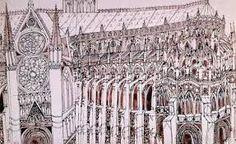 Image result for john vernon lord sketchbook