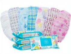Free Diapers + Wipes Bundle from The Honest Co.