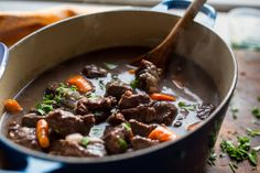 Craig Claiborne's Beef Stew | Photo: Andrew Scrivani for The New York Times