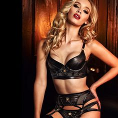 Glad to be bad. Our latest obsession, Berlin is the ultimate dirty weekend set. Now available online and in store #honeybirdette