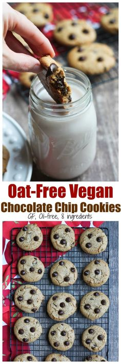 Oat-Free Chocolate Chip Cookies