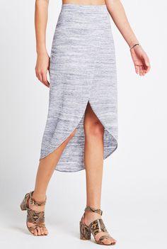 #Skirt #Feral #FeralFashion #StyleFashion   http://www.shopferal.com/bcbgeneration-lola-tulip-skirt.html