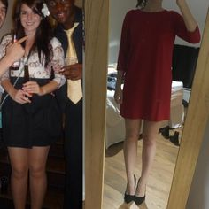 Here's a last minute  #transformationtuesday and it's a bit of a cringeworthy throw back for me. I put on a lot of weight when I went to university (I used to weigh about 8 stone 9lbs at school 9 stone during my year working and saving and then I quickly went up to just under 11 stone by my second year) - eating all my normal meals plus alcohol and regular 12 inch pizzas to myself super noodles whenever I felt like it and absolutely no exercise. I've felt really self conscious for around 6/7…