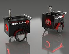"Check out new work on my @Behance portfolio: ""Estrella Galicia Chopp cart"" http://be.net/gallery/59361875/Estrella-Galicia-Chopp-cart"