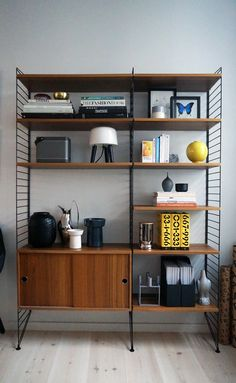 How To Style A Bookshelf In 7 Easy Steps | Bungalow5 | Bloglovin'