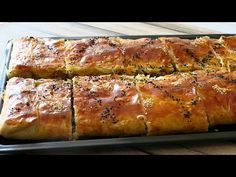 Make It Yourself, Food, Youtube, Puff Pastries, Vegetables, Recipes, Essen, Meals, Yemek