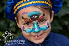 Nice hopefully easy pictures for face painting inspiration