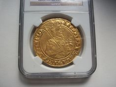 James 1st Unite S2619 mm Coronet 2nd coinage Slabbed by NGC XF 40 http://bit.ly/1y053n0