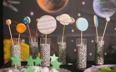 Festa infantil com tema de extraterrestres no 'Fazendo a Festa' - Fazendo a Festa - GNT